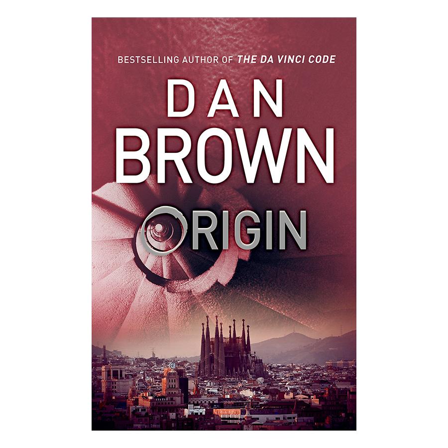 Origin - Robert Langdon Book 5 (UK Edition - Hardcover) - Nguồn Cội