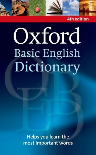 Oxford Basic English Dictionary 4th Edition - 5185067 , 9780194333665 , 62_65903 , 119000 , Oxford-Basic-English-Dictionary-4th-Edition-62_65903 , tiki.vn , Oxford Basic English Dictionary 4th Edition