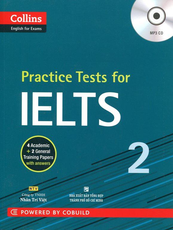 Practice Tests For IELTS 2 (Kèm CD)