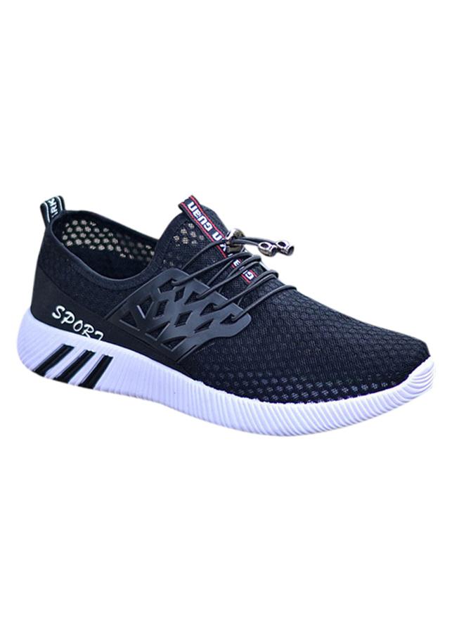 Giày Sneaker Nam POSA PSTK003 - Đen