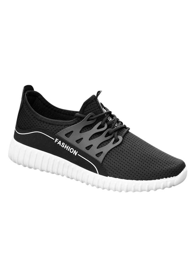 Giày Sneaker Nam POSA PSTK005 - Đen