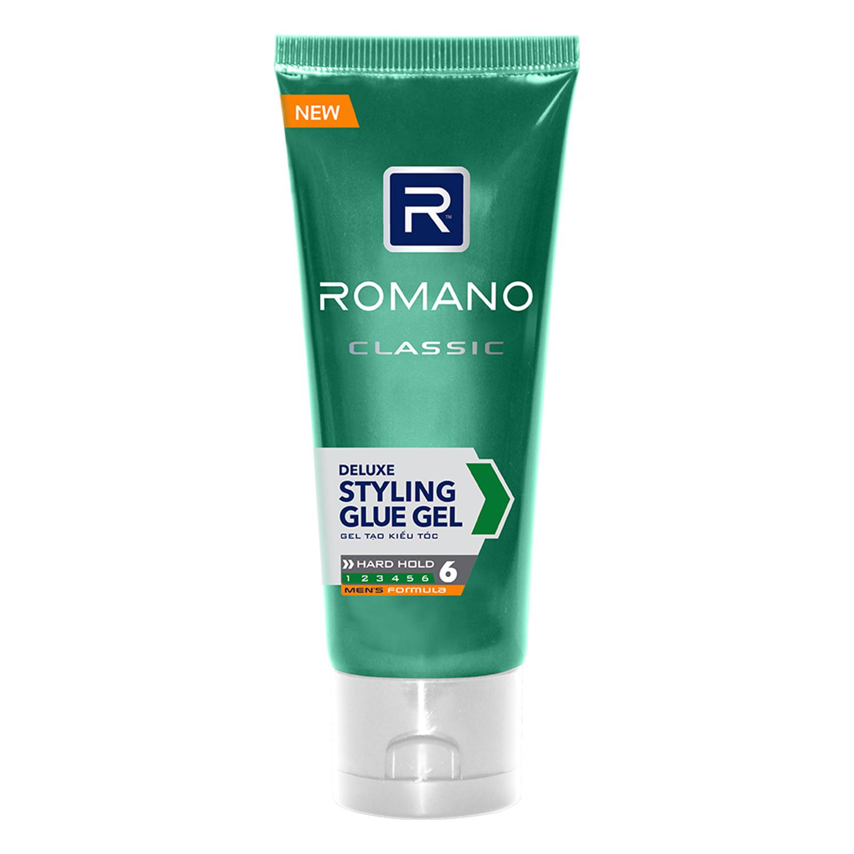 Gel Giữ Cứng Tóc Romano Classic 50g - 1431076