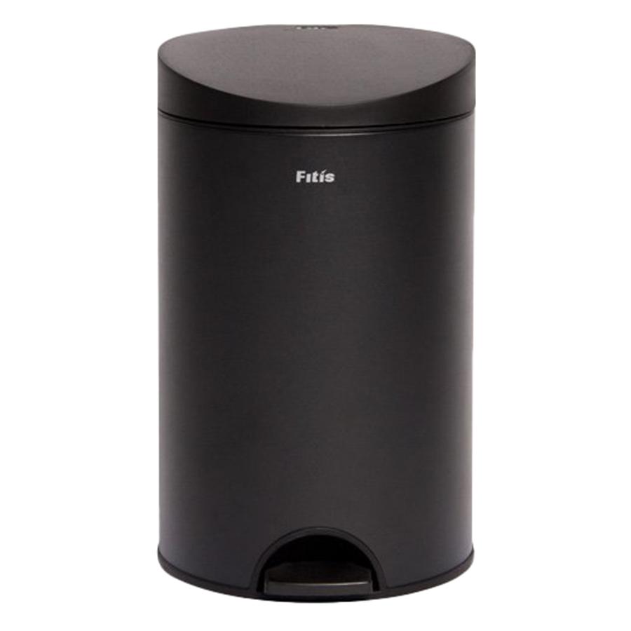 Thùng rác inox FITIS đạp tròn nhỏ RPS1-903 - đen - 12L - 7851263 , 4352819675822 , 62_719550 , 800000 , Thung-rac-inox-FITIS-dap-tron-nho-RPS1-903-den-12L-62_719550 , tiki.vn , Thùng rác inox FITIS đạp tròn nhỏ RPS1-903 - đen - 12L