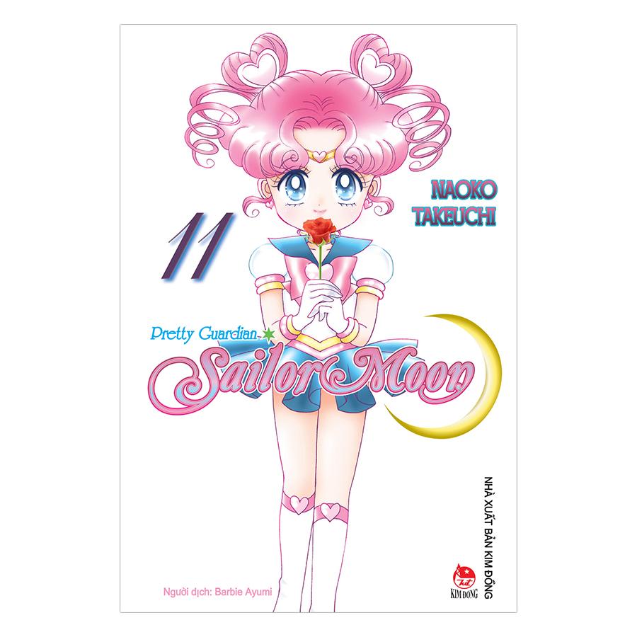 Sailormoon - Thủy Thủ Mặt Trăng (Tập 11)