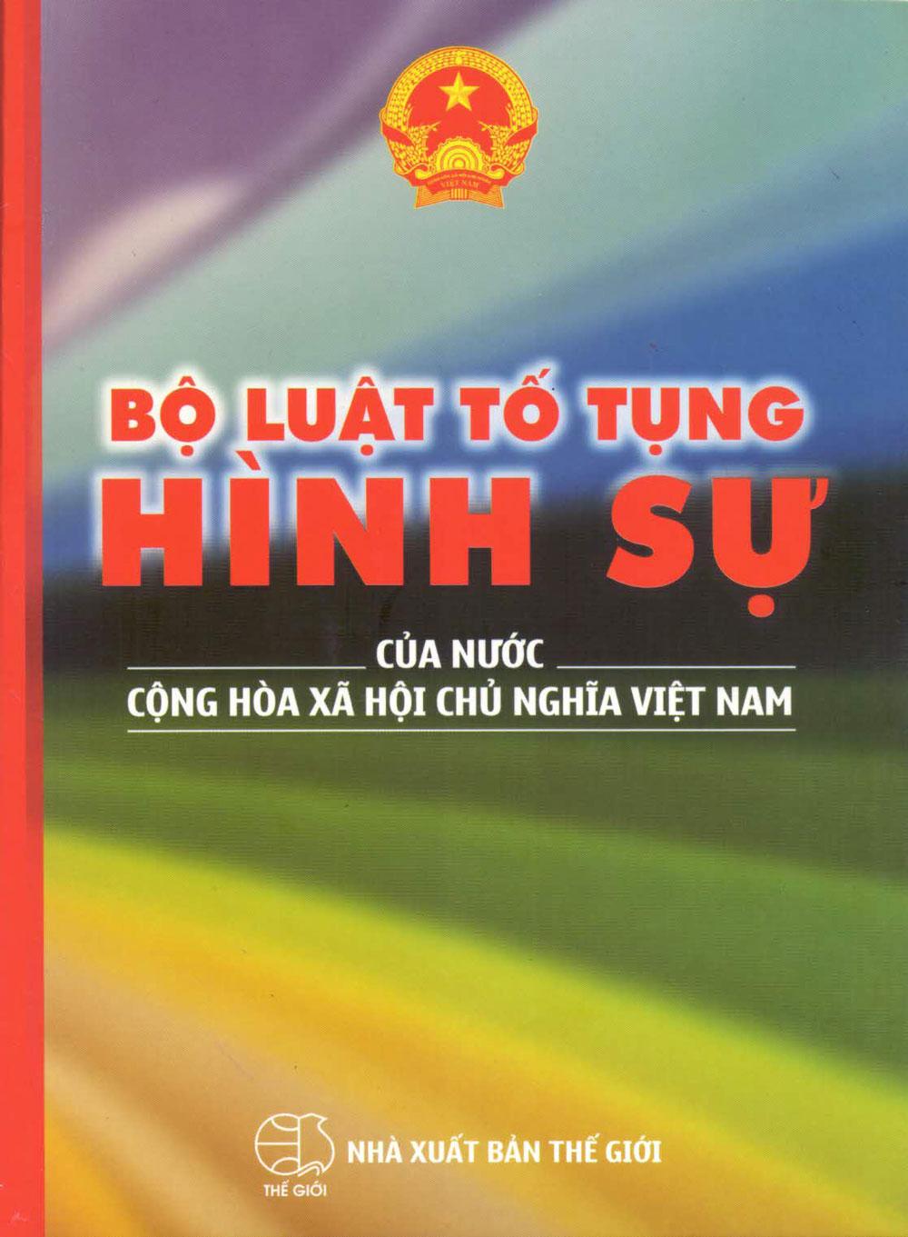 Bộ Luật Tố Tụng Hình Sự Của Nước Cộng Hoà Xã Hội Chủ Nghĩa Việt Nam (2016) - 2388164938000,62_584294,63000,tiki.vn,Bo-Luat-To-Tung-Hinh-Su-Cua-Nuoc-Cong-Hoa-Xa-Hoi-Chu-Nghia-Viet-Nam-2016-62_584294,Bộ Luật Tố Tụng Hình Sự Của Nước Cộng Hoà Xã Hội Chủ Nghĩa Việt Nam (2016)