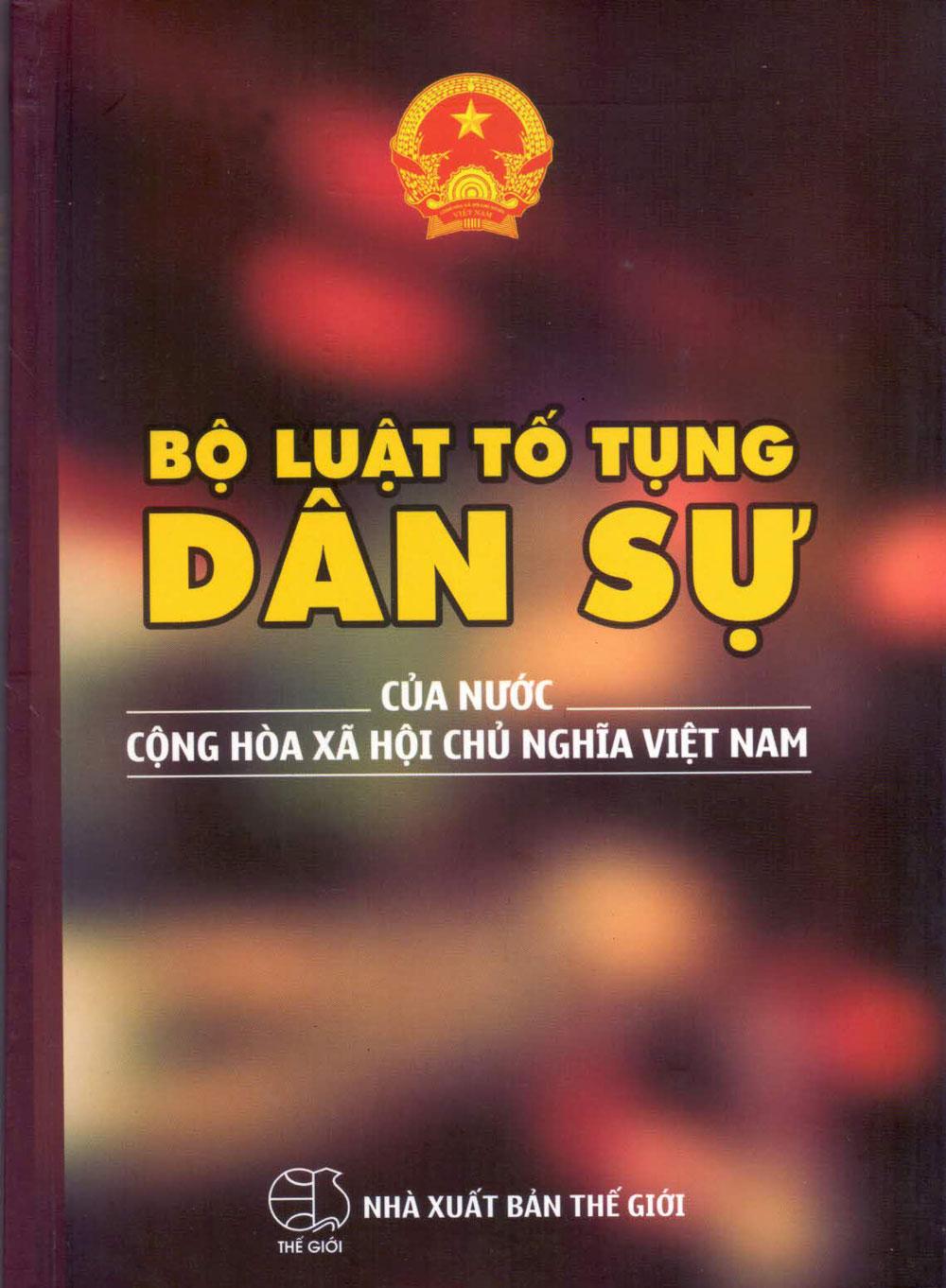Bộ Luật Tố Tụng Dân Sự Của Nước Cộng Hòa Xã Hội Chủ Nghĩa Việt Nam (2016) - 9786047722129,62_256762,59000,tiki.vn,Bo-Luat-To-Tung-Dan-Su-Cua-Nuoc-Cong-Hoa-Xa-Hoi-Chu-Nghia-Viet-Nam-2016-62_256762,Bộ Luật Tố Tụng Dân Sự Của Nước Cộng Hòa Xã Hội Chủ Nghĩa Việt Nam (2016)