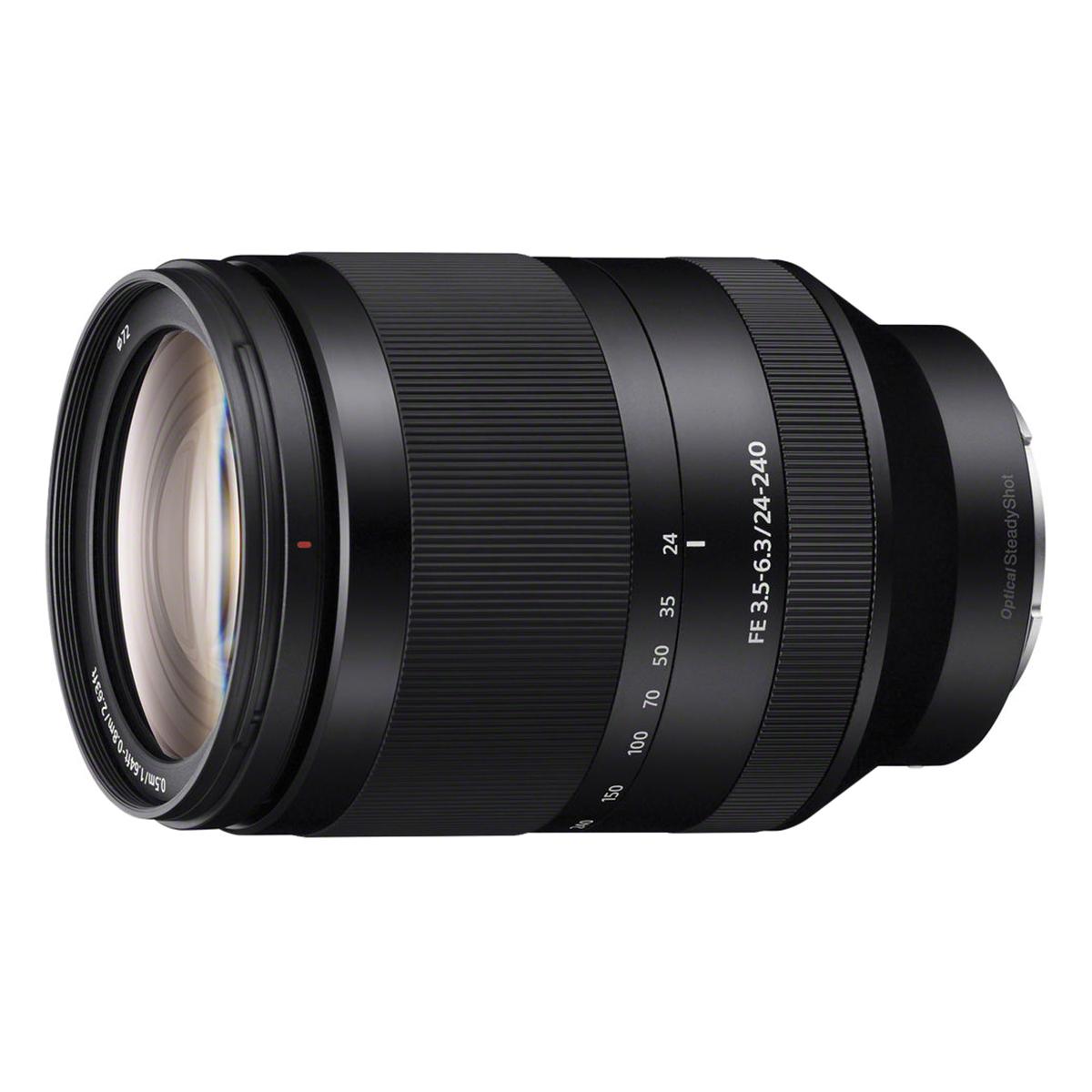 Lens Sony FE 24-240 mm F3.5-6.3 OSS (Chính Hãng)