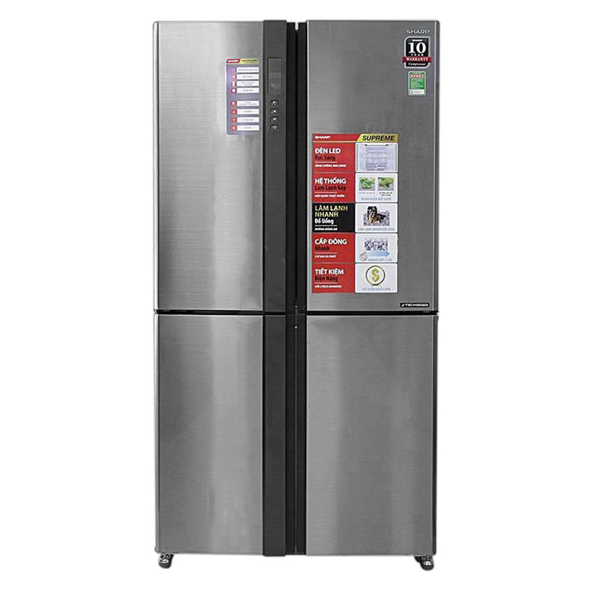 Tủ Lạnh Inverter Sharp SJ-FX680V-ST (605L)