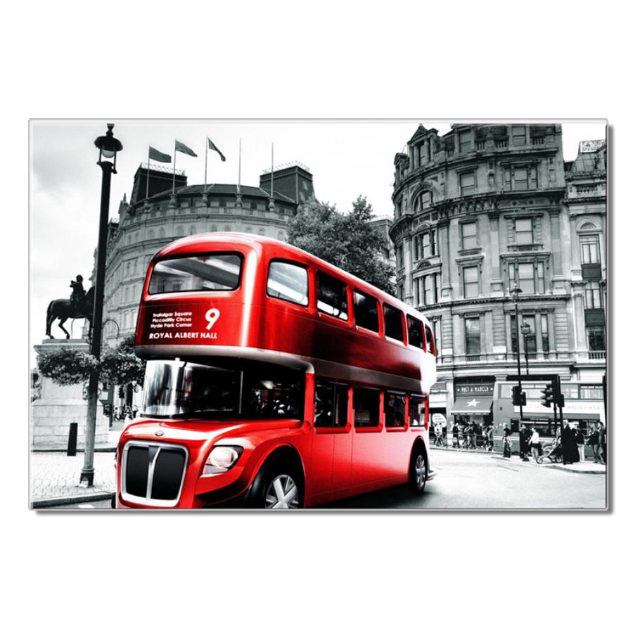 Tranh Canvas Vẻ Đẹp London Vicdecor -  TCV0072 - 40x60cm