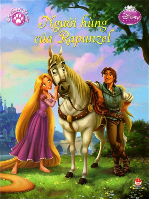 Công Chúa Và Thú Cưng - Người Hùng Của Rapunzel