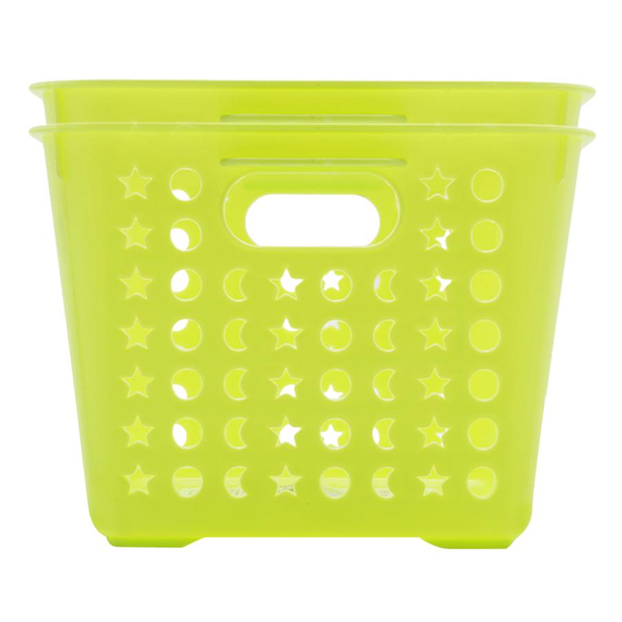 Bộ 2 Rổ Nhựa Vuông Nhựa Tự Lập TL925 (19.5cm / Cái) - Nhiều Màu - 9416288 , 4235754225720 , 62_726960 , 36000 , Bo-2-Ro-Nhua-Vuong-Nhua-Tu-Lap-TL925-19.5cm--Cai-Nhieu-Mau-62_726960 , tiki.vn , Bộ 2 Rổ Nhựa Vuông Nhựa Tự Lập TL925 (19.5cm / Cái) - Nhiều Màu
