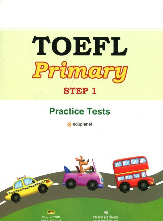 TOEFL Primary Step 1 - Practice Test (Kèm CD) - 18218708 , 6514295975119 , 62_20484672 , 178000 , TOEFL-Primary-Step-1-Practice-Test-Kem-CD-62_20484672 , tiki.vn , TOEFL Primary Step 1 - Practice Test (Kèm CD)