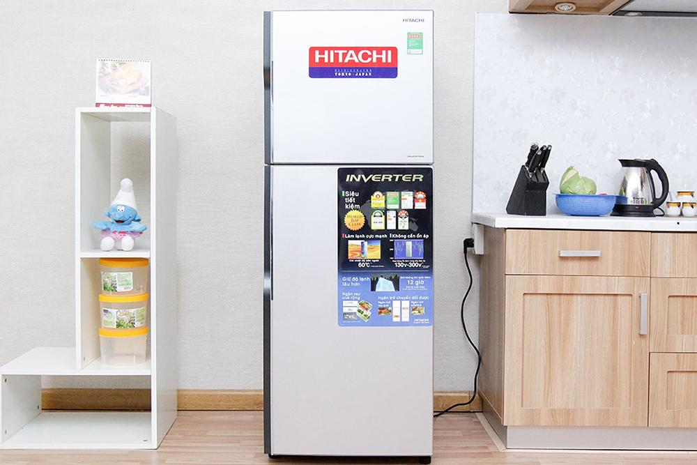 Tủ Lạnh Inverter Hitachi R-H200PGV4 (203L) - 9471139 , 9857125167054 , 62_4288883 , 8700000 , Tu-Lanh-Inverter-Hitachi-R-H200PGV4-203L-62_4288883 , tiki.vn , Tủ Lạnh Inverter Hitachi R-H200PGV4 (203L)