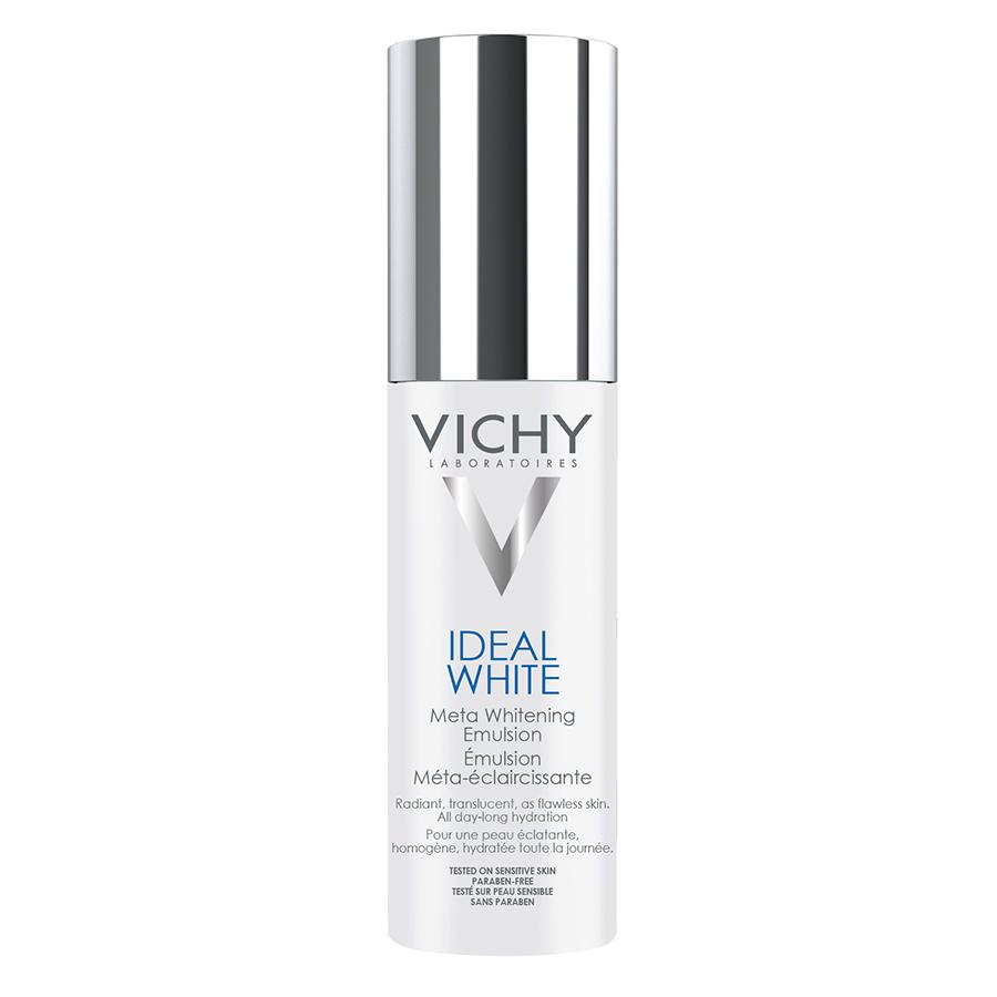 Dung Dịch Dưỡng Trắng Da  Giảm Thâm Nám Từ Sâu Bên Trong Vichy Ideal White Meta Whitening Emulsion - M8621800 (50ml)