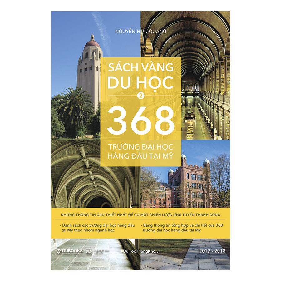 Sách Vàng Du Học Mỹ (Tập 2)
