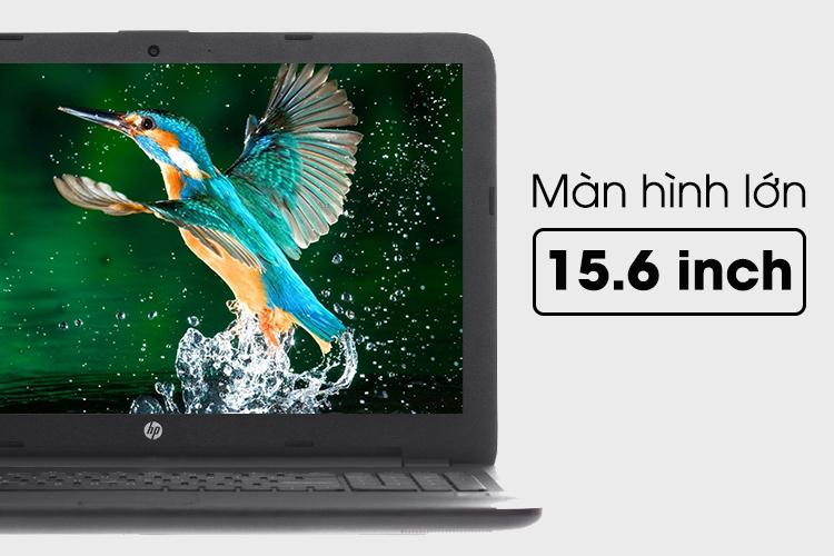 Laptop HP Pavilion 15-AU109TU Y4G14PA Core i3-7100U / Win 10 (15.6inch) - Silver – Hành Chính Hãng