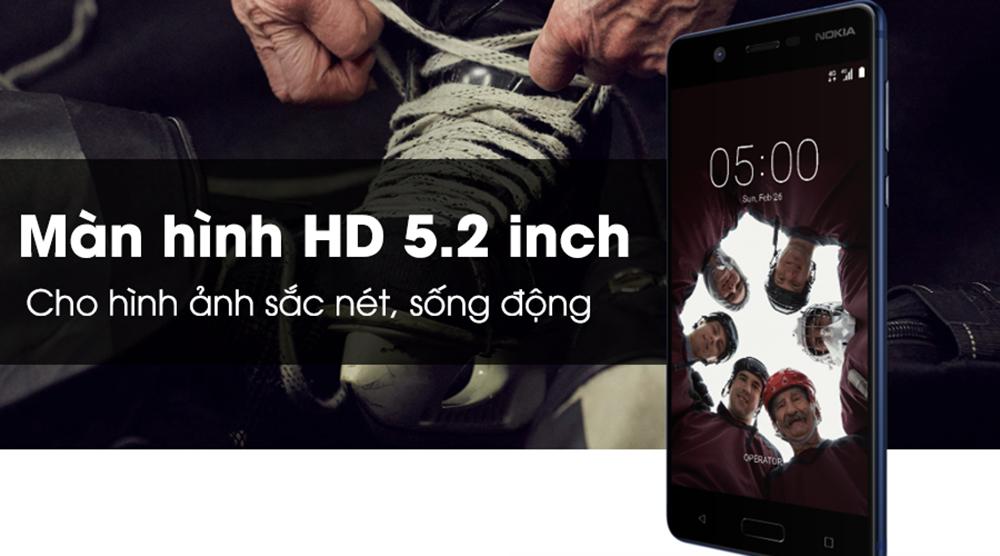 Điện Thoại Nokia 5 - Hàng Chính Hãng