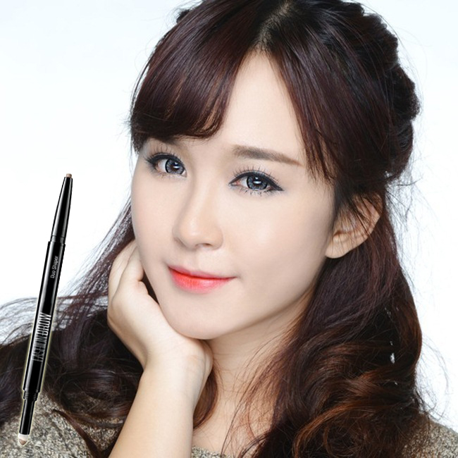Chì Kẻ Chân Mày 2 Đầu Maybelline Fashion Brow Duo Shaper 0.5g