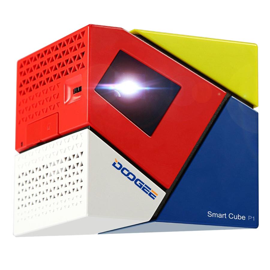 Máy Chiếu Di Động Doogee Smart Cube P1 – Hàng Nhập Khẩu