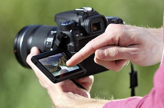 Nhận xét máy chụp hình Canon EOS 70D toàn diện 2