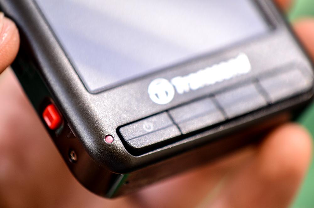 Camera Hành Trình Transcend Drive Pro 100 (Đen)