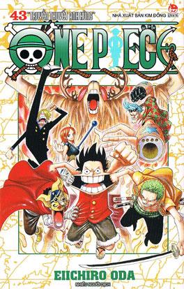 One Piece - Tập 43