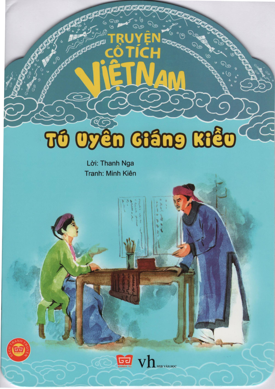 Truyện Cổ Tích Việt Nam - Tú Uyên Giáng Kiều