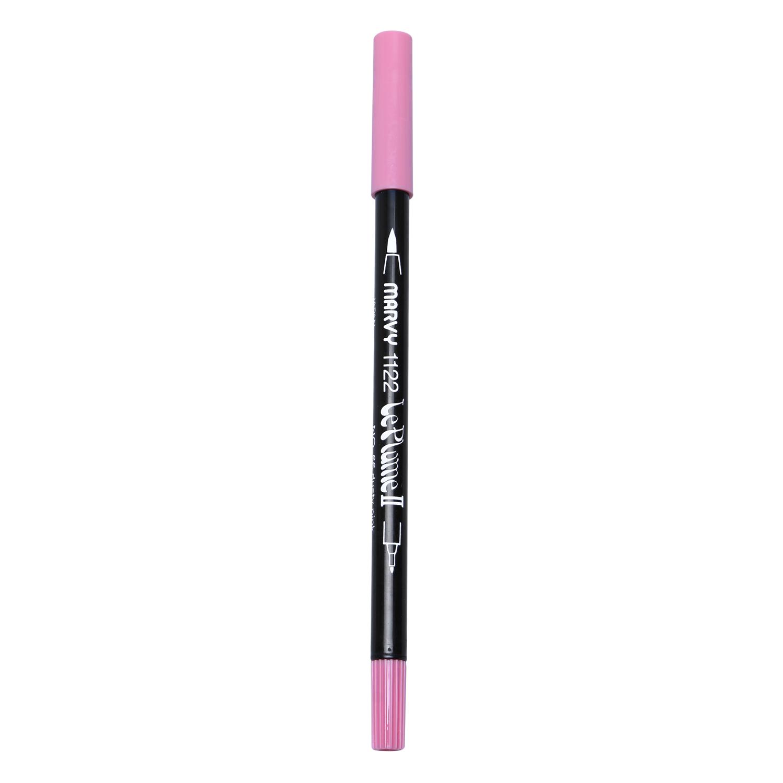 Bút Lông Hai Đầu Marvy 1122 No.66 - Dusty Pink