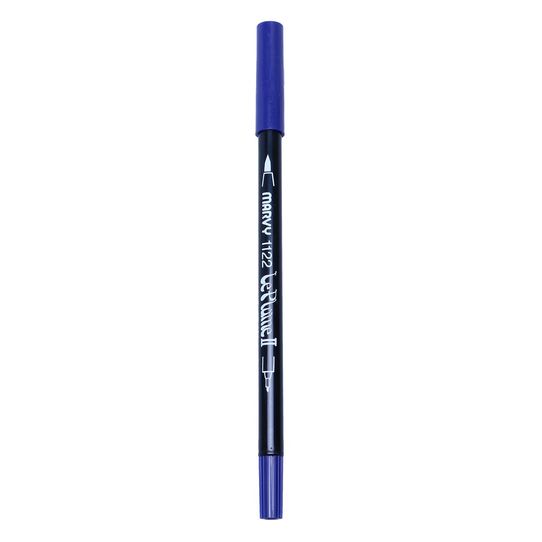 Bút Lông Hai Đầu Marvy 1122 No.86 - African Violet