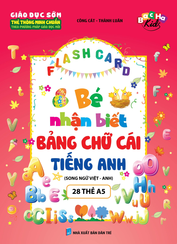 Flashcard Bé Nhận Biết Bảng Chữ Cái Tiếng Anh
