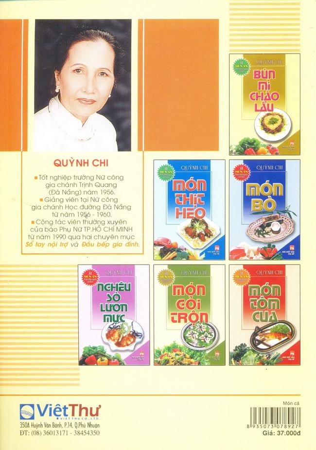 60 Món Ăn Được Ưa Thích - Món Cá