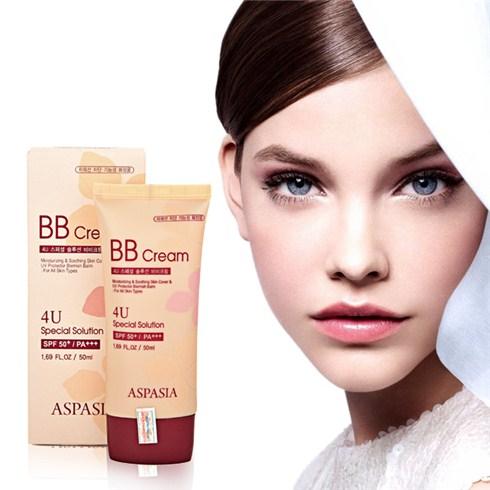 Kem Nền Aspasia 4U Special B.B Solution Cream SPF50 PA+++ (50ml) 1