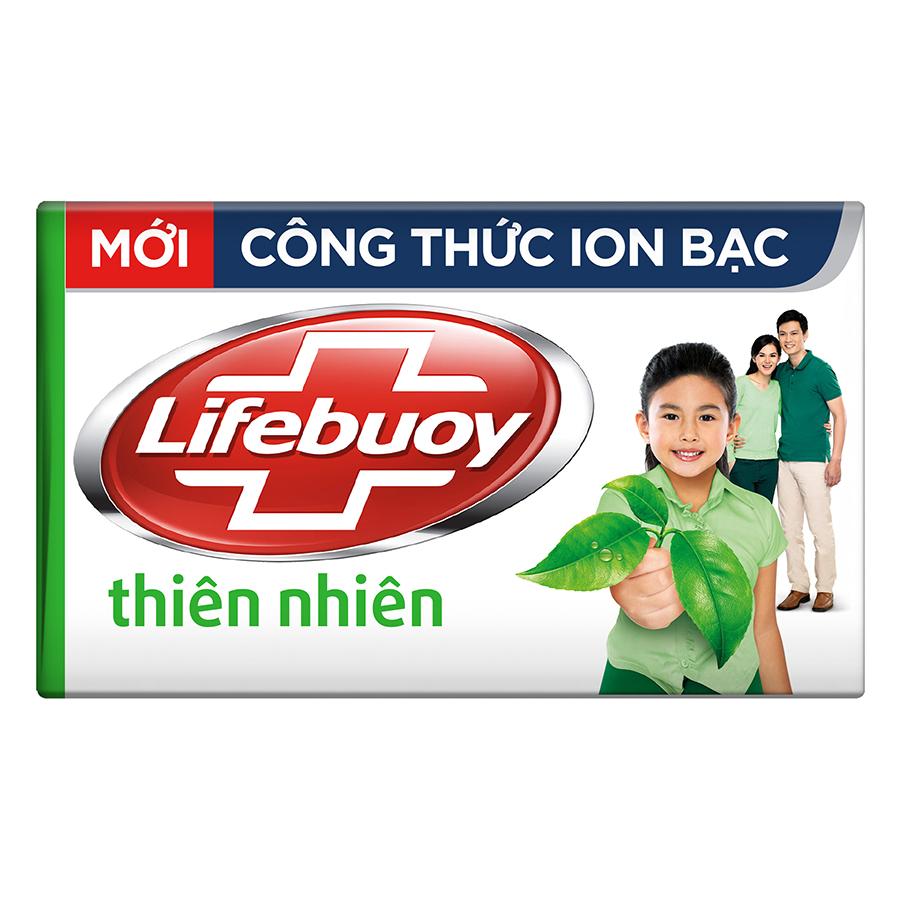 Xà Bông Cục Lifebuoy Thiên Nhiên 21126119 (90g)