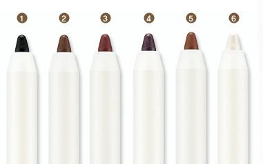 Gel Kẻ Mắt Nature Republic Provence Creamy Gel Eyeliner  (0.5g)