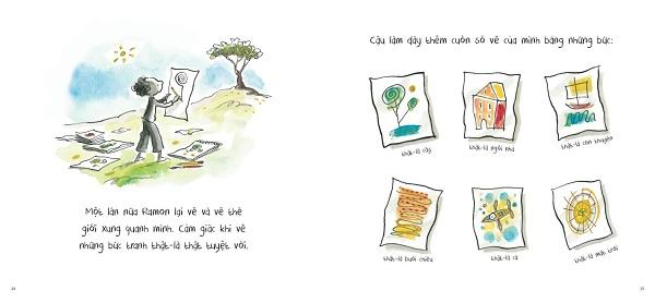 Bộ Ehon Kích Thích Nguồn Cản Hứng, Sáng Tạo Của Trẻ: Thật - Là