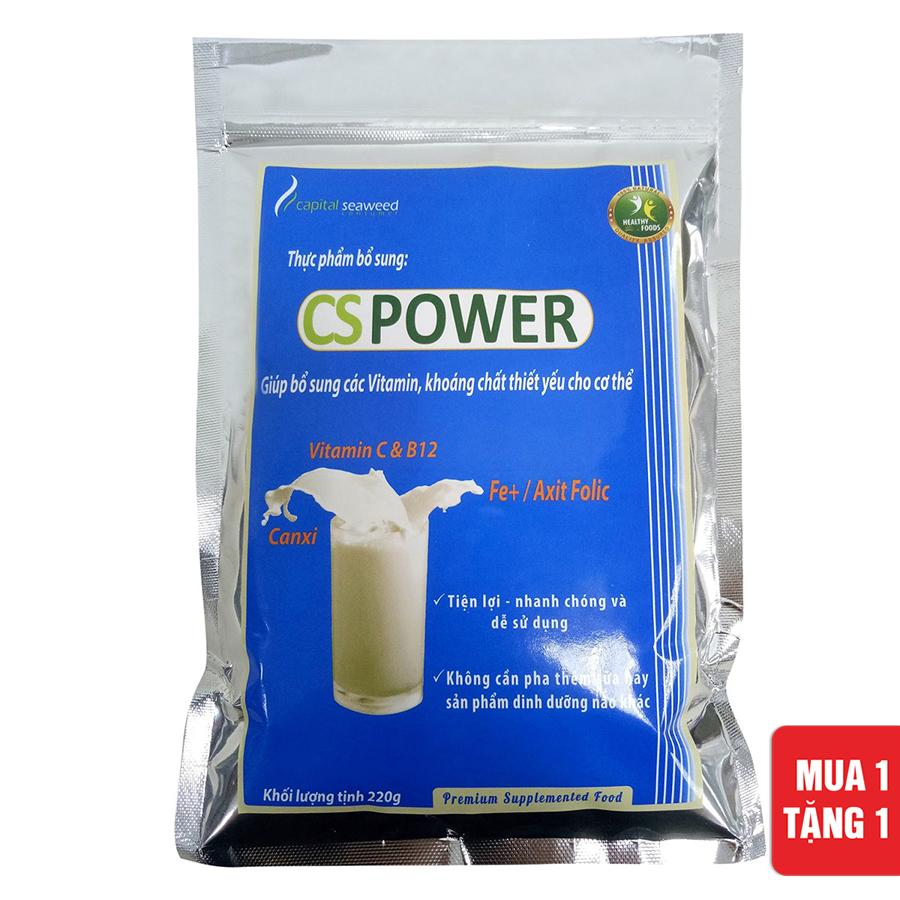 Thực Phẩm Chức Năng Bổ Sung Vitamin và Khoáng Chất CS Power