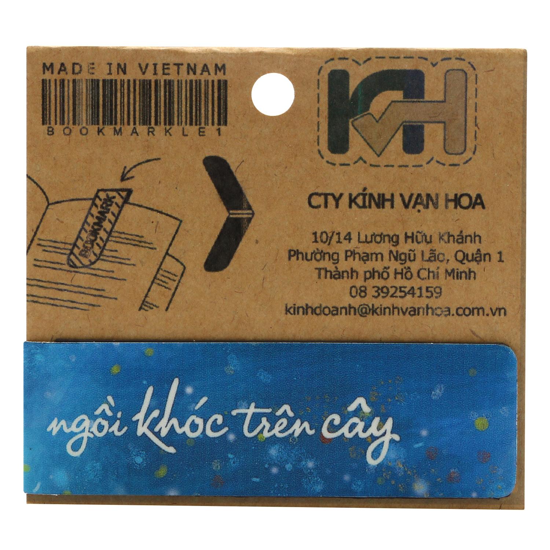 Bookmark Nam Châm Kính Vạn Hoa - Ngồi Khóc Trên Cây: Em Sẽ Lớn Nhanh Thôi
