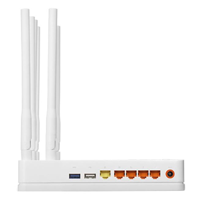Bộ Phát Wifi Băng Tần Kép Gigabit AC1900 Totolink A6004NS – Hàng Chính Hãng