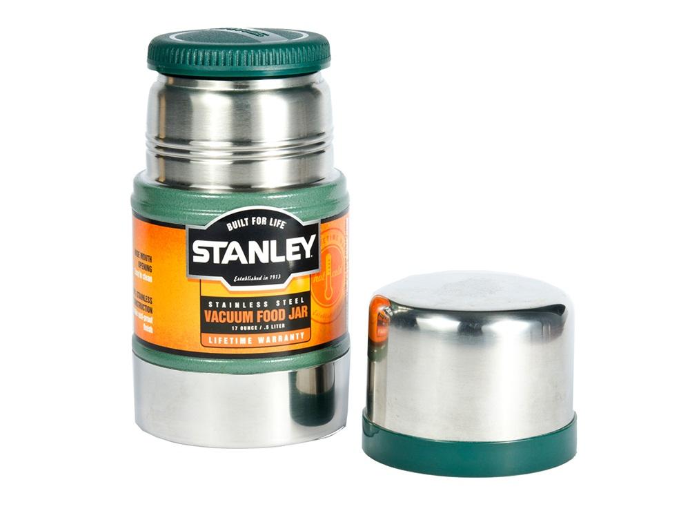 Bình Giữ Nhiệt Stanley Màu Xanh 0.5L 1000811002