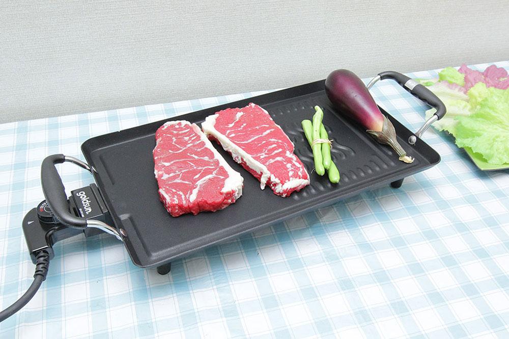 Bếp Lẩu Nướng Goldsun GR-GYC 1400