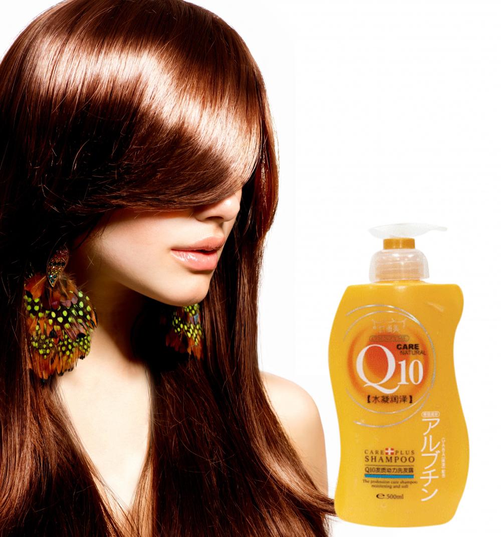 Dầu Gội Cathy Doll Boya Q10 Shampoo (500ml)