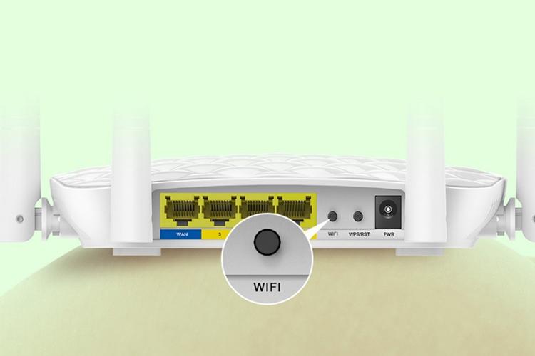 Thiết Bị Phát Sóng Wifi Chuẩn N Tenda FH456 (300Mbps) - Trắng