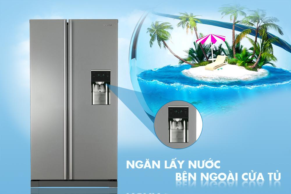 Tủ Lạnh Samsung RSA1WTSL1/XSV (520L)