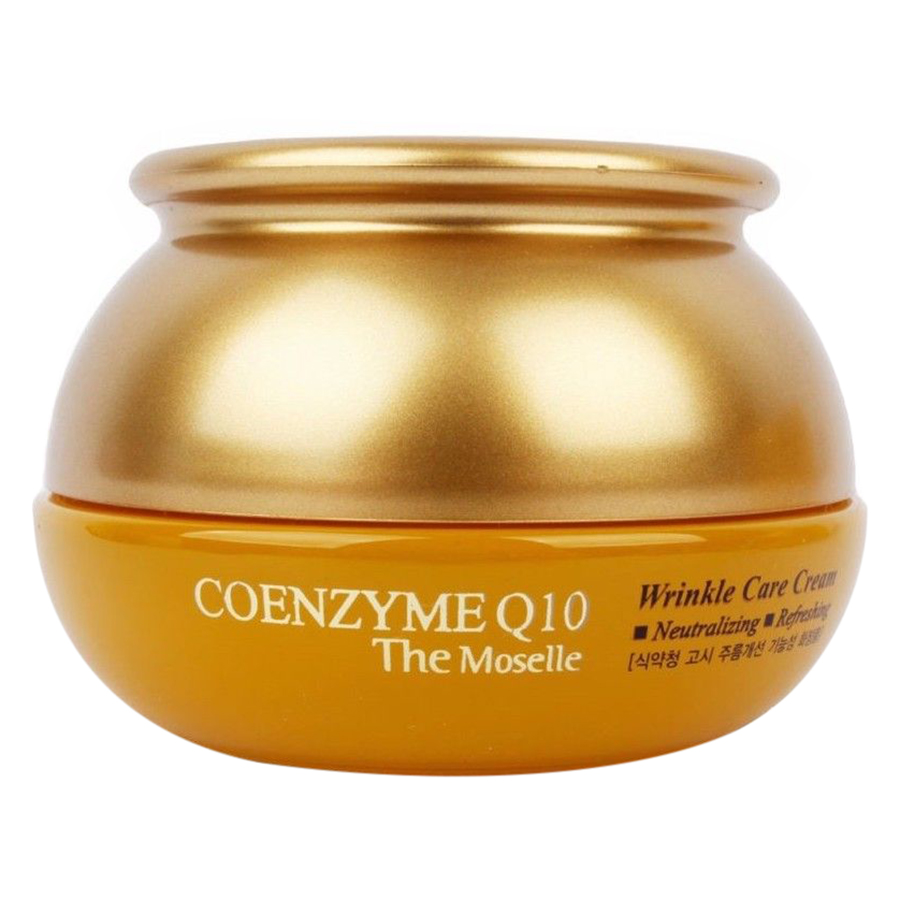 Kem Chống Lão Hoá Bergamo Coenzyme Q10 Cream 018193 (50g)