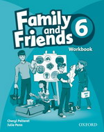 Family and Friends Reader 6: Workbook