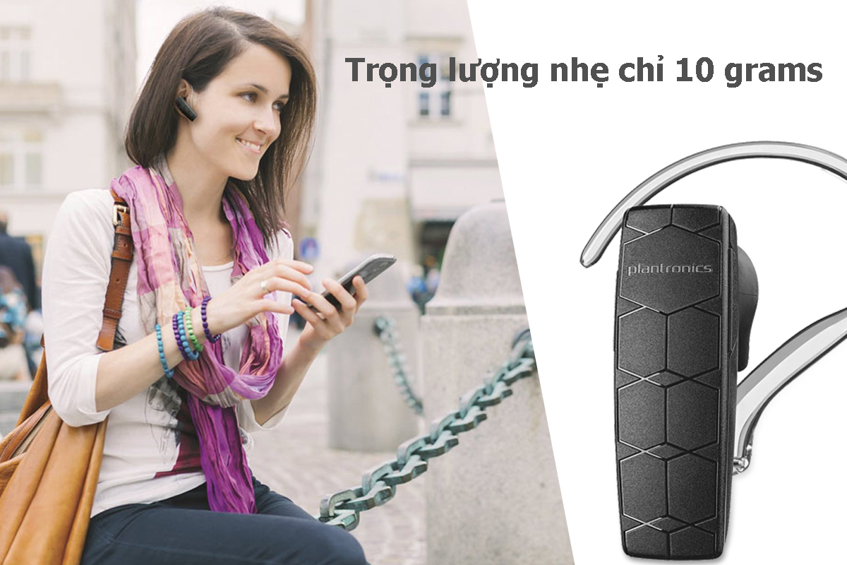 Tai Nghe Bluetooth Plantronics Explorer 50