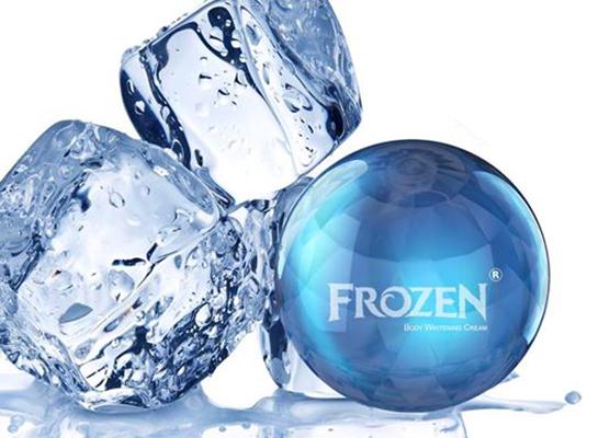 Kem Cốt Lạnh Trắng Da Frozen Body (250g)