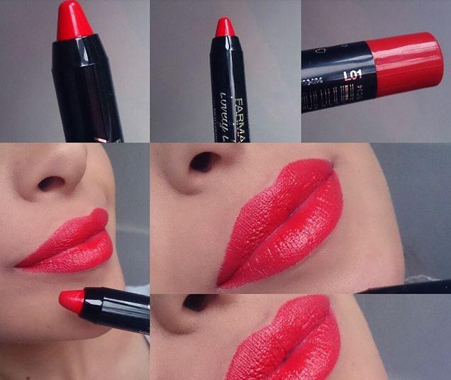 Son Sáp Farmasi Lovely Lips 1732LIP