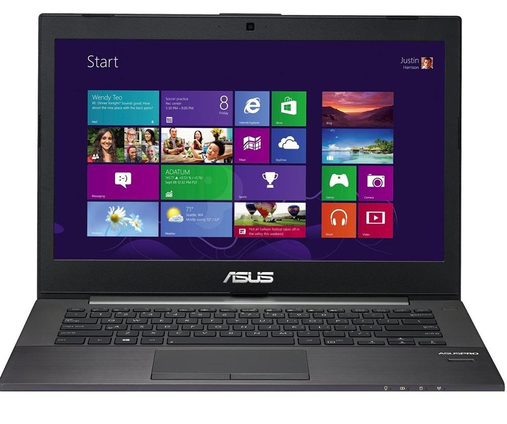 Laptop Asus PU401LA-WO243D Xám
