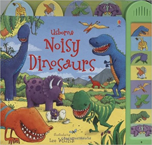Usborne Noisy Dinosaurs